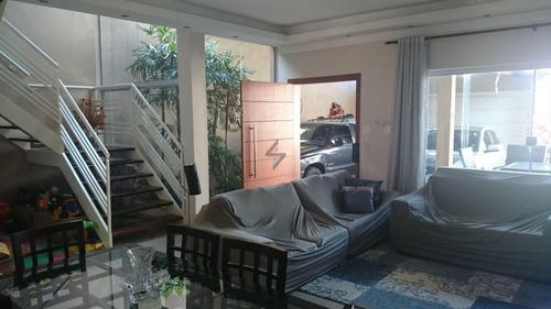 Imagem 1 de 23 de Casa À Venda Em Parque Moema - Ca001272