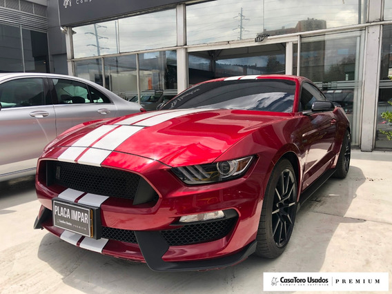 Ford Mustang Shelby Gt 350 5200cc 2018