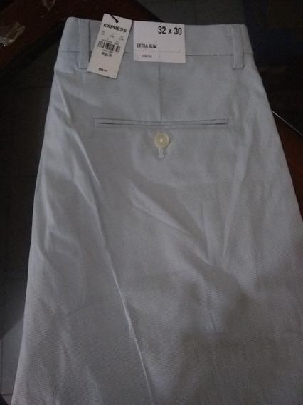 Pantalón De Vestir Marca Express