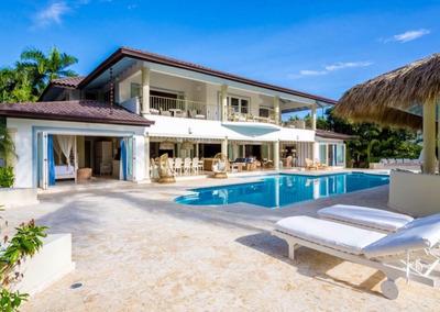 Villa En Casa De Campo, En Us 2,500,000 Dolares.
