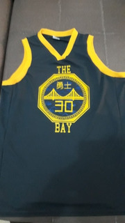 Camisa Regata Golden States