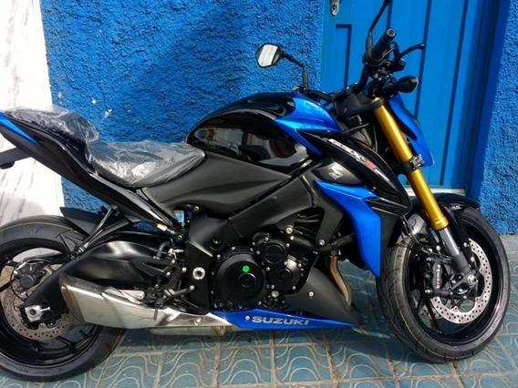 Suzuki Gsx-s1000 Abs Azul