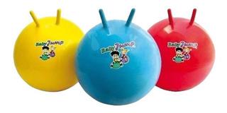 Pelota Saltarin Inflable Nene/nena Turby Toy Original Cuotas