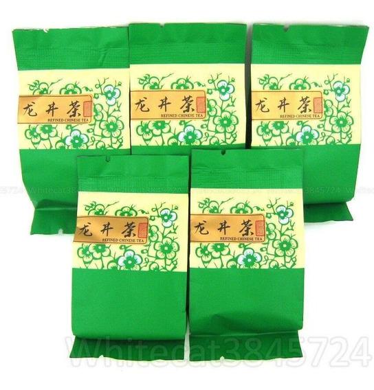 5 Packs - [00895t] Chino Famoso Único?? Mucho Té Verde D-777