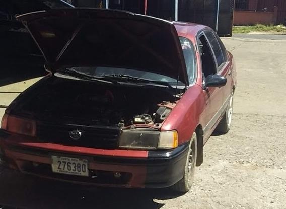 Toyota Tercel Dx 4 Puert Inyectado