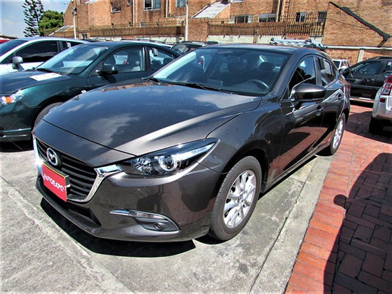 Mazda 3 Touring Sedan Sec 2 Gasolina