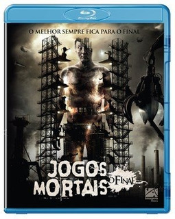 Blu-ray Jogos Mortais - O Final (saw)