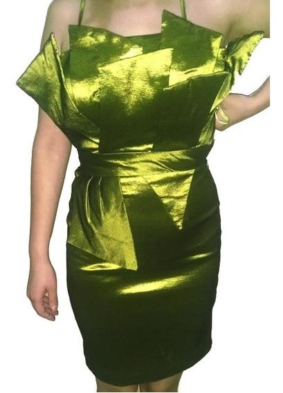 Vestido Corto Elegante Coctel Fiesta Noche Dama Oferta