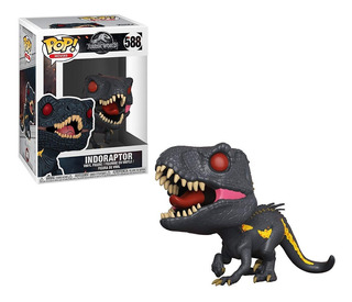 Muñeco Funko Pop Indoraptor 588 Jurassic World 2 Original