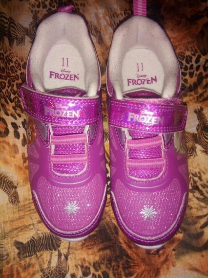 Zapatillas Frozen Nuevas