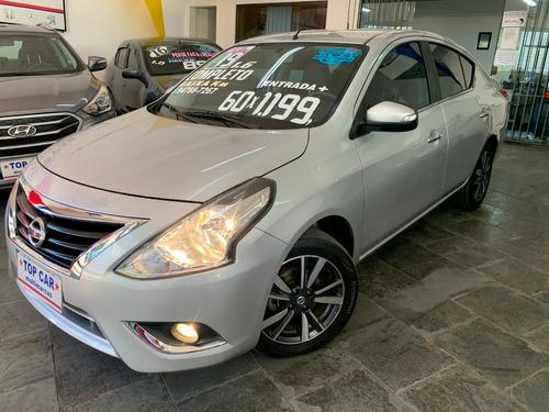 Nissan Versa 1.6 Sl 16v Aut. (direct) 4p