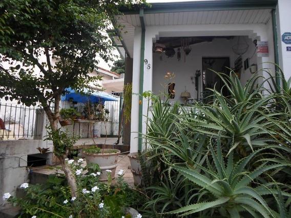 Casa Para Venda Em São Paulo, Vila Ipojuca, 1 Dormitório, 1 Banheiro, 1 Vaga - Ag0042_1-1510454