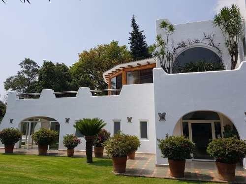 Casa Venta Cuernavaca Mor. Lomas De La Selva