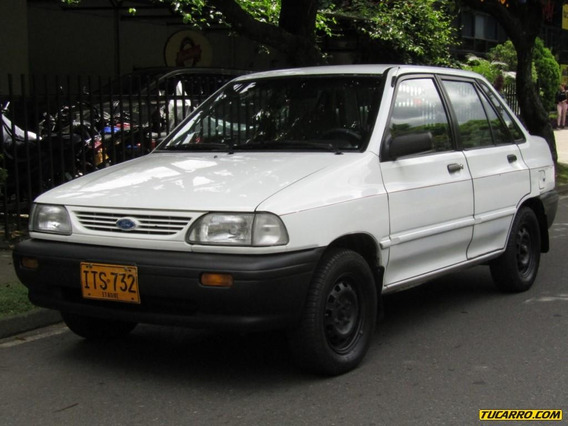 Ford Festiva 1300 Cc