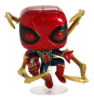 Funko Pop - Spiderman - Avengers - Iron Spider - Batman