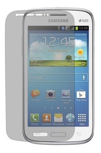 Imagem 1 de 1 de Película Lisa Samsung Galaxy Note N7000 I9220 Transparente