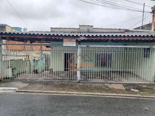 Duas Casas Com 2 Dormitórios À Venda, 100 M² Por R$ 300.000 - Itaquera - São Paulo/sp - Ca0020