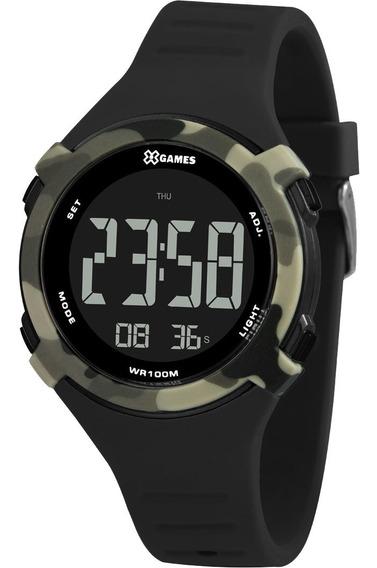 Relógio X-games Masculino Digital Esportivo Xmppd590 Pxpx