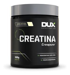 Creatina Creapure Dux Nutrition 300g Envio Imediato 24hrs