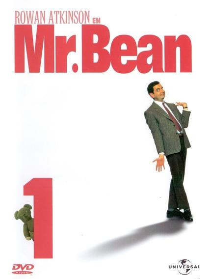Mr Bean Primer Volumen 1 Uno 4 Episodios Dvd