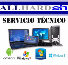 Servicio Reparacion Notebook Pc- All In One - Impresoras