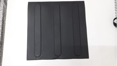 Imagem 1 de 1 de 3 Caixas De Piso Direcional Preto