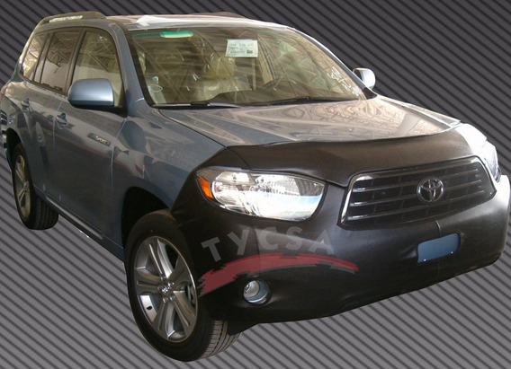 Antifaz Automotriz Toyota Highlander 14-16 100%transpirable