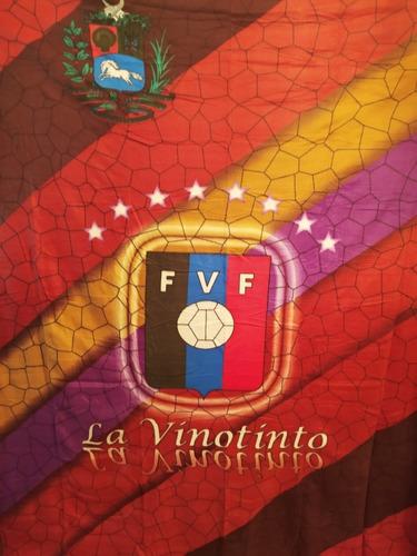 Cobija Matrimonial De Futbol De La Vinotinto