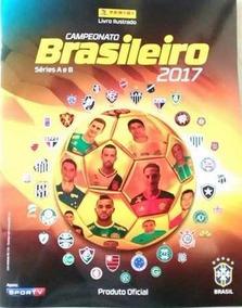 Kit 30 Figurinhas Campeonato Brasileiro 2017 - Frete Gratis