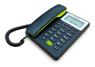 Telefono Panacom Pa-7600 Con Caller Id Altavoz Manos Libres