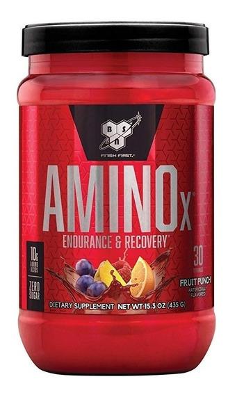 Amino X Bsn 435grs - Suplemento Aminoacidos