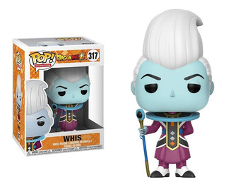 Funko Pop Whis #317 Dragon Ball Super Jugueterialeon