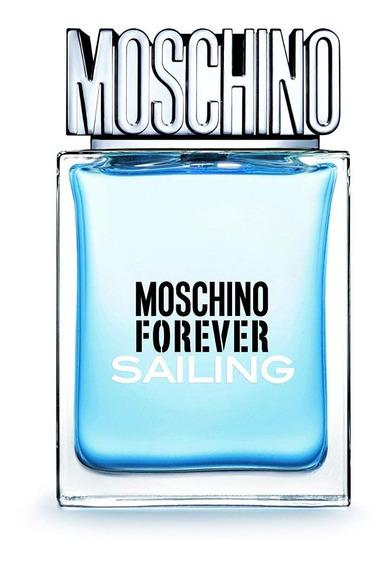 Perfume Moschino Forever Sailing 100 Ml - Sem Caixa - Original