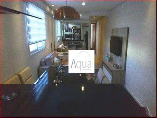 Apartamento Sem Condomínio Para Venda Em Santo André, Campestre, 2 Dormitórios, 1 Banheiro, 1 Vaga - Sa269_2-876643
