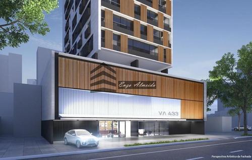 Apartamento Para Venda Em São Paulo, Pompeia, 1 Dormitório, 1 Vaga - 0578_1-1354229