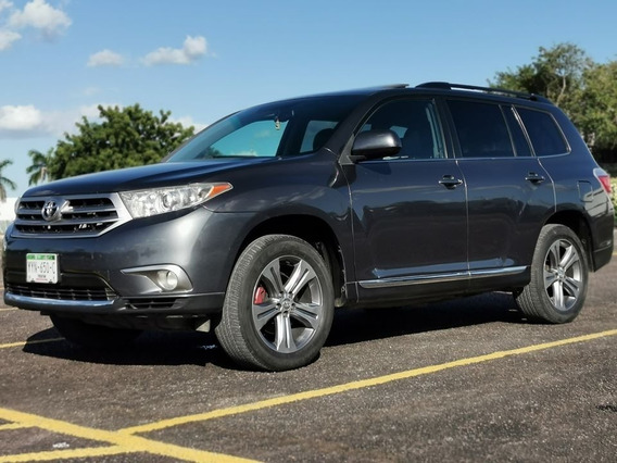 Toyota Highlander Base Premium Sport 2013