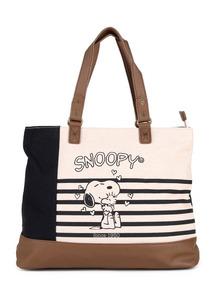4200628ca2 Bolsa Tote Snoopy - Bolsa Outras Marcas Marrom em São Paulo no ...