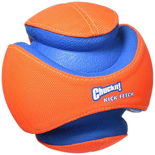 Chuckit Kick Fetch Toy Ball For Dogs, Small