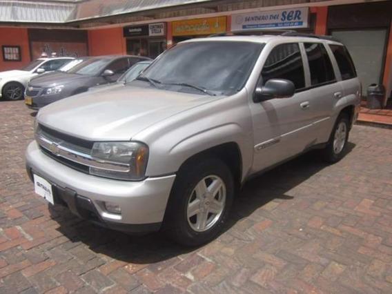 Chevrolet Trailblazer Ltz Americana 2004