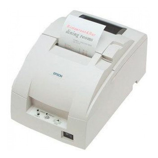 Impresora Epson Tm U220d Tickeadora/comandera Serial Impacto