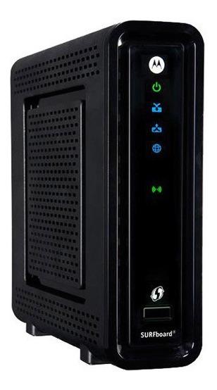 Modem Router Intercable Motorola Sbg6580 Refurbished 3m Gtia