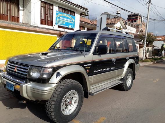 Camioneta Mitsubishi Montero Pajero En Cusco 3 Filas Asiento
