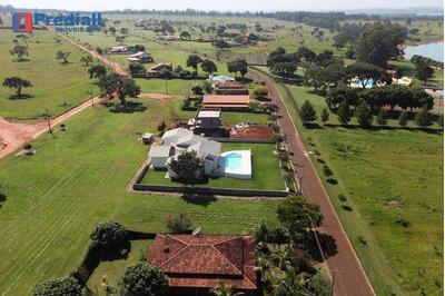 Aproveite O Valor Abaixo Do Mercado - Terreno Com 520m2 Residencial À Venda, Terra De Santa Cristina Iv, Arandu. - Te0021