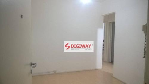 Imagem 1 de 23 de Apartamento Com 2 Vagas De Garagem - Ap1257