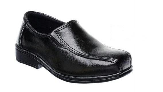 Sapato Social Infantil Novo Lançamento