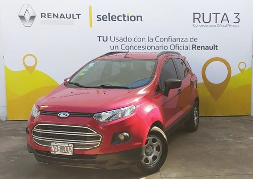 Ford Ecosport 1.6 S 2014