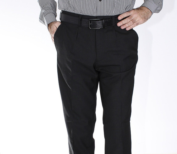 Pantalon Vestir Alpaca Jean Cartier Talles 56-58-60