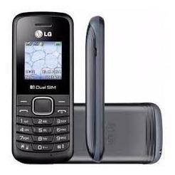 Celular LG B220 Dual Sim Color Negro