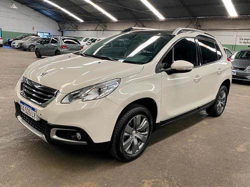 Peugeot 2008 1.6 Feline 2016 100% Financiado En Cuotas