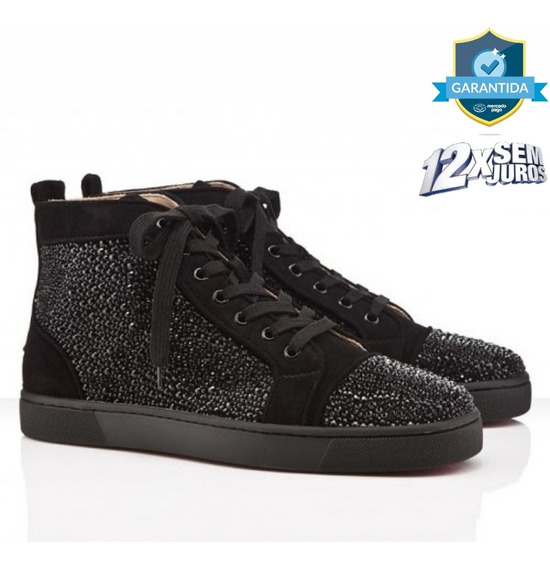 Sneaker Tênis Black Brilliance C&l 37 Ao 43